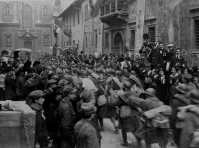 La Grande Guerra raccontata e fotografata