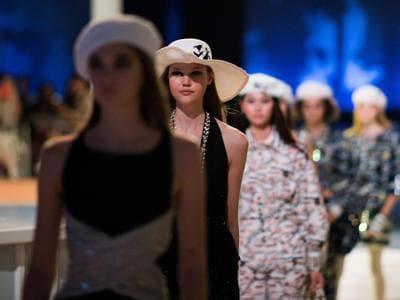 Chanel dOriente:  a Bangkok la sfilata della  collezione Cruise