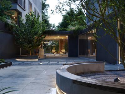 Immobili, Milano  progetto Trilogy