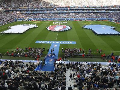 Italia-Germania: le foto più belle della partita