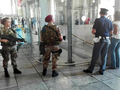 Allarme bomba alla Stazione centrale di Milano