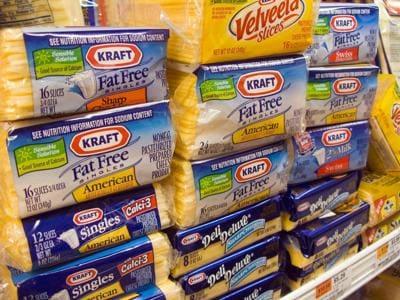 I marchi di Kraft Heinz e Unilever