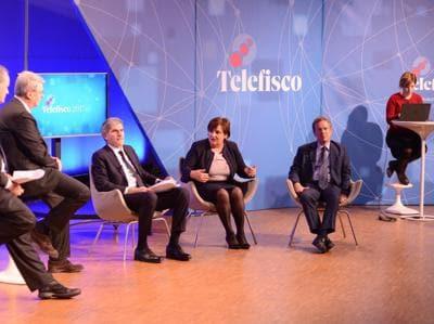 Le immagini di Telefisco 2017