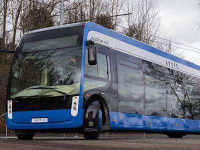 Ecco come sarà l'autobus del futuro