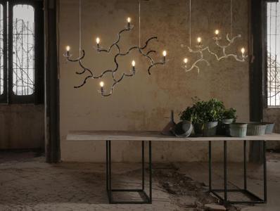 Euroluce, la sostenibile leggerezza delle lampade