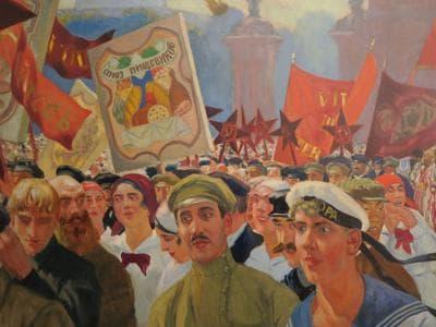 LAvanguardia russa nelle sale cinematografiche il 14-15 marzo