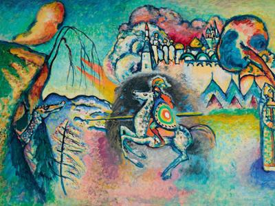 Vasilij Kandinskij, la mostra al Mudec