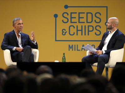 Obama alla terza edizione di Seed & Chips: il vertice globale dellinnovazione alimentare