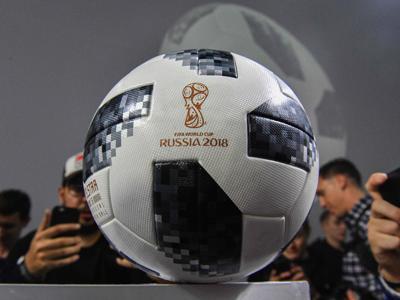 Adidas presenta Telstar 18, pallone di Russia 2018