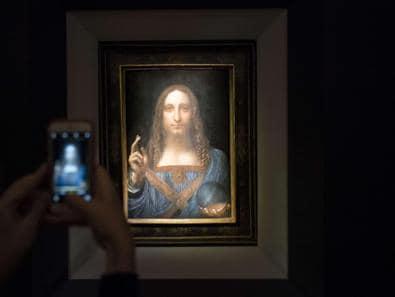 L'asta del Salvator Mundi di Leonardo