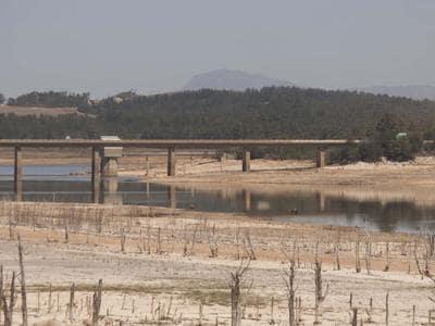 I bacini idrici che approvvigionano Città del Capo