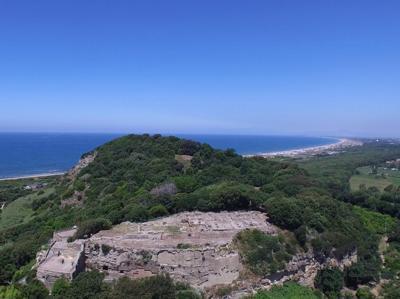 Campi Flegrei / Il parco archeologico di Cuma