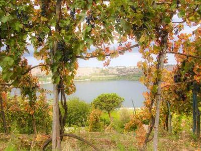 Campi Flegrei / Il Lago d'Averno
