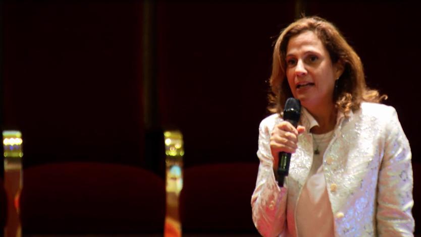 Ilaria Capua: Vivere e combattere per la ricerca #siamotuttiharrypotter