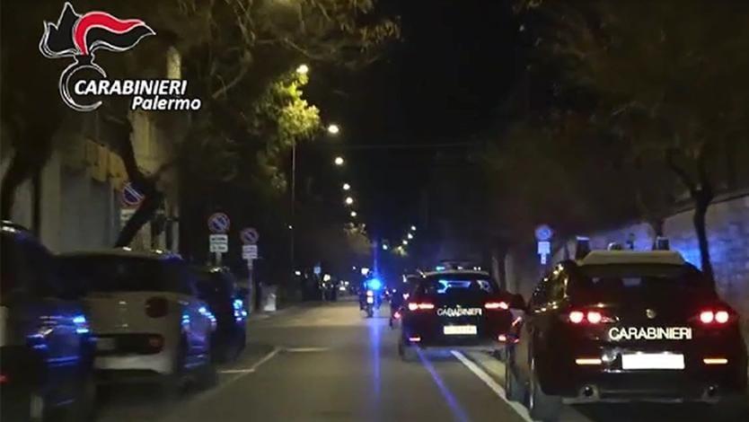 Mafia 17 arresti a palermo trovato libro mastro del for Mastro arredamenti palermo