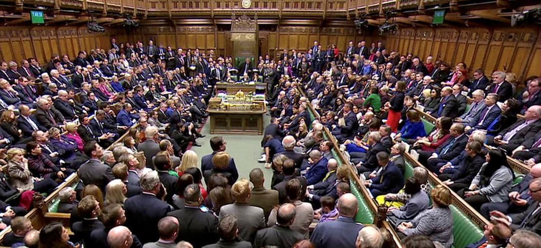 Brexit il parlamento inglese ha bocciato l accordo con l for Streaming parlamento