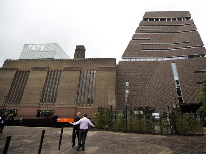 Il raddoppio della tate modern il sole 24 ore for Tate gallery di londra