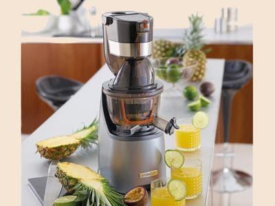 Kenwood Purejuice Slow Juicer Jmp600si : Estrattori e centrifughe: tutto il meglio di frutta e verdura - Il Sole 24 ORE