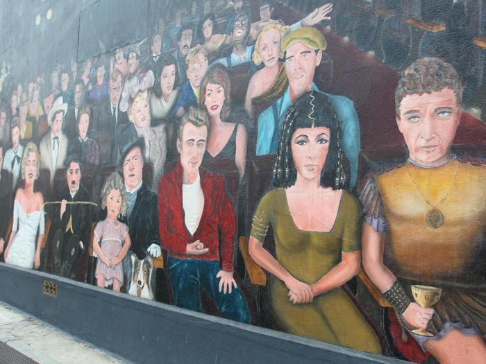 I Piu Bei Murales.I Piu Bei Murales Di Los Angeles Il Sole 24 Ore