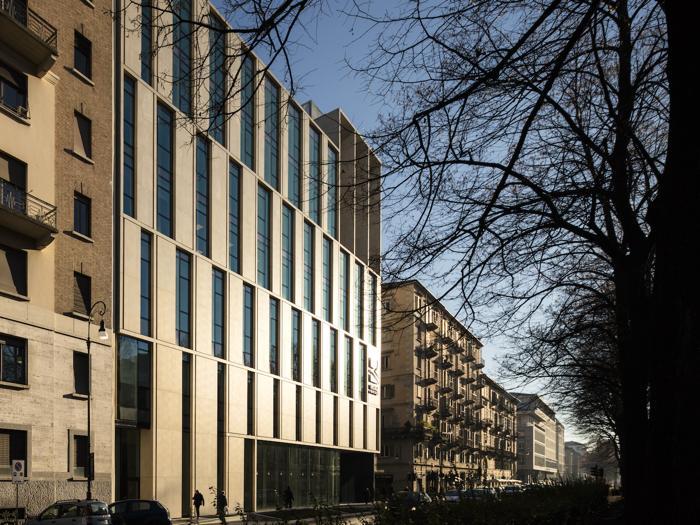Ufficio A Ore Torino : Uffici i progetti più smart in europa il sole ore