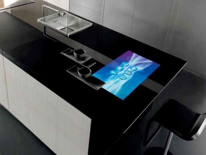 Hi-tech, sostenibili e telecomandate: ecco le cucine da sogno made ...