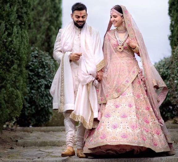Le nozze di Virat Kohli e Anushka Sharma a Borgo Finocchieto, nella campagna senese