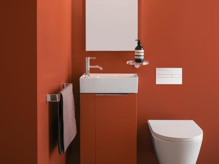 Il bagno riscopre i colori e sperimenta nuovi materiali - Il Sole 24 ORE