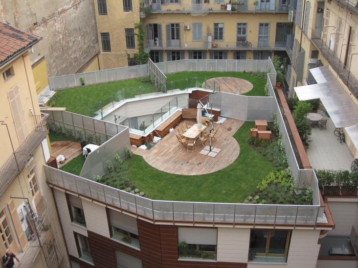 Am casali srl giardini e terrazzi prati sintetici pavia milano