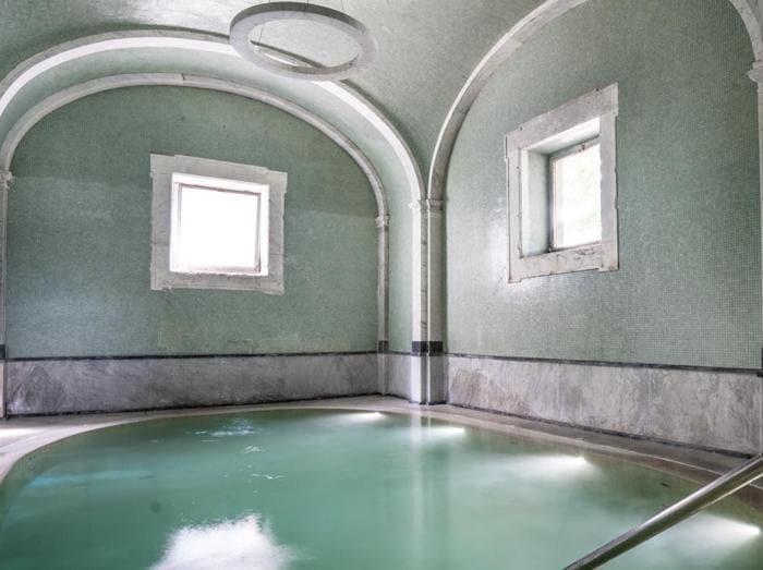 Bagni di Pisa, Indoor Thermal Pool
