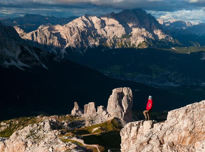 Escursione nel Parco delle Dolomiti d'Ampezzo