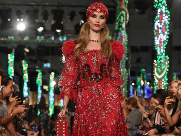 f764442599e6f Dolce Gabbana accusati di razzismo in Cina