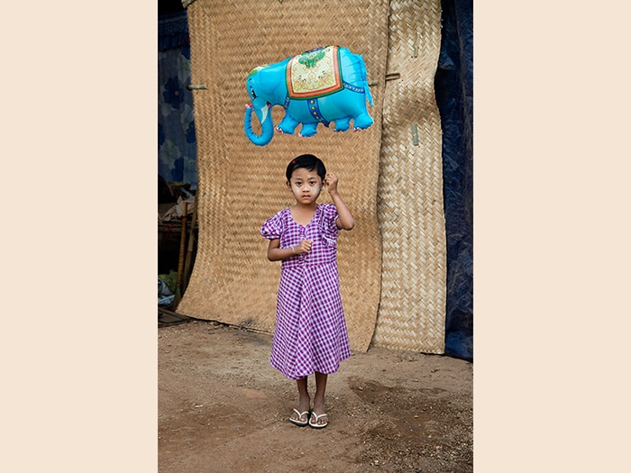 Birmania, 2013. © Steve McCurry