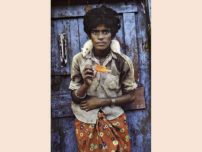 Chennai, India, 1996. © Steve McCurry