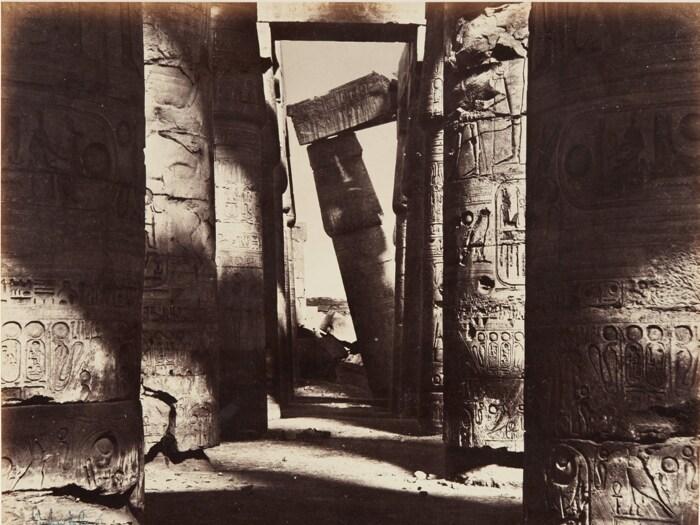 Drouot: uno dei 71 scatti di Gutave Le Gray, formata da Otto Wegener e proposta da Daguerre, ha fatto il tutto venduto