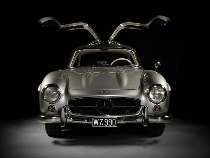 Dorotheum: una Mercedes-Benz 300 SL del 1955 realizza 1.492.000 euro contro una stima di 0,9-1,2milioni