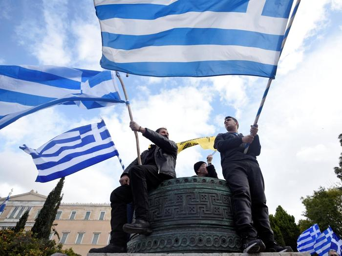 (REUTERS/Alexandros Avramidis)