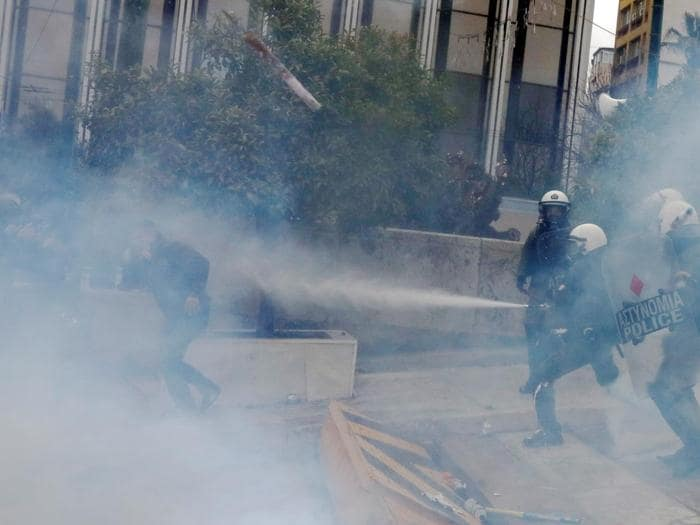 (REUTERS/Alkis Konstantinidis)
