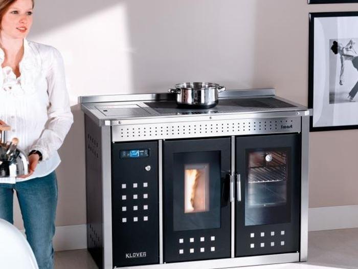 Stufe e camini efficienti per il riscaldamento e anche per la cucina
