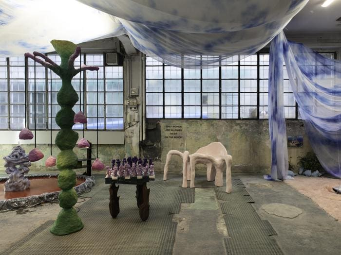 Morph Collective, Alcova Sassetti, foto Giulia Piermartiri