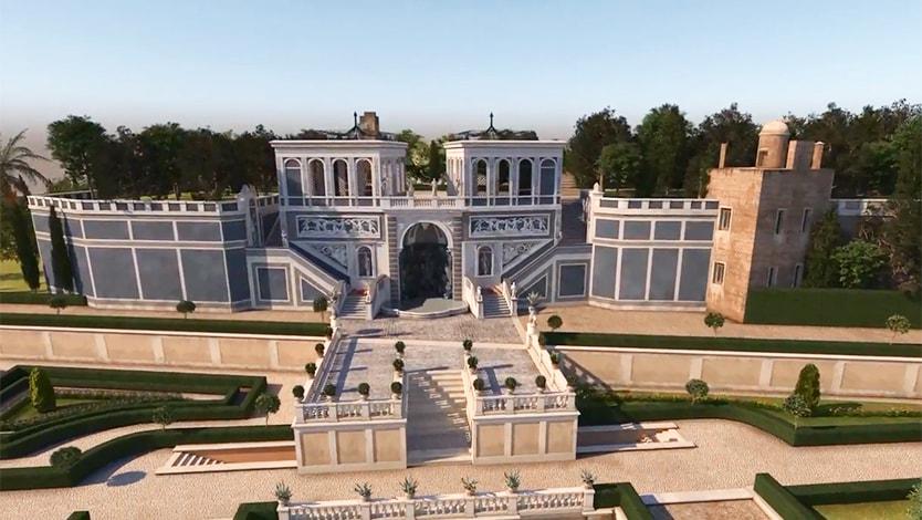 Il palatino e il suo giardino segreto nel fascino degli horti farnesiani il sole 24 ore - Il giardino segreto streaming ...