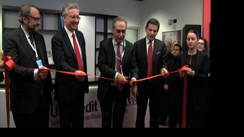 Unicredit subito casa inaugura la sua prima agenzia a for Subito casa milano