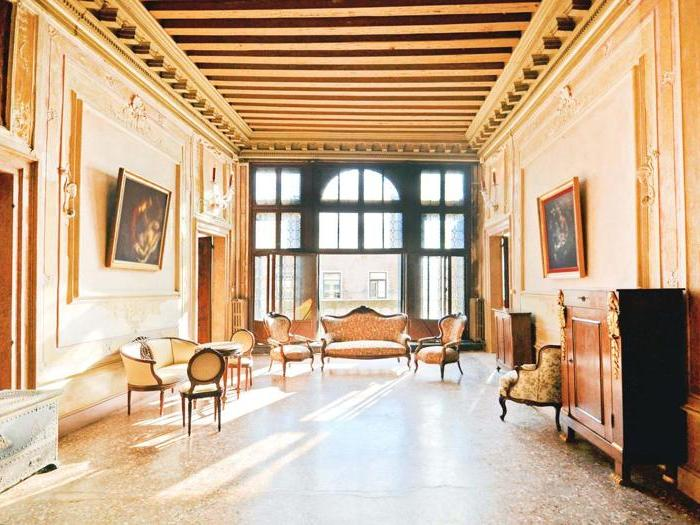 Il lusso sposa la storia a venezia il sole 24 ore for Una storia piani di casa di lusso