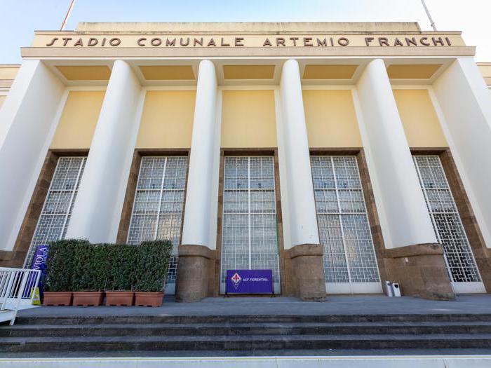 Firenze, Stadio comunale Artemio Franchi - Foto REONstudio © FAI - Fondo Ambiente Italiano