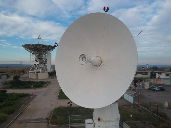 Matera, Centro geodesia spaziale ASI