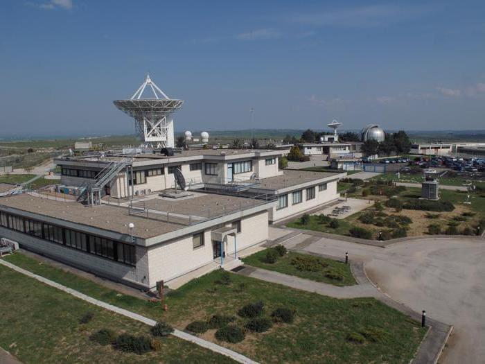 Matera, centro di geodesia spaziale ASI © FAI - Fondo Ambiente Italiano