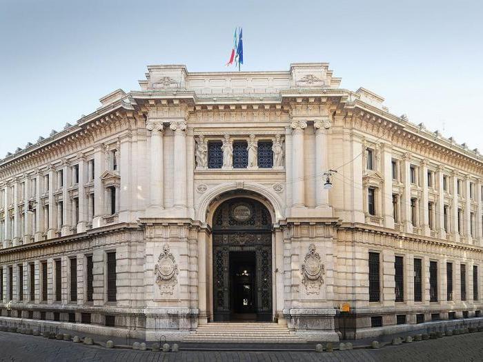 Milano, Palazzo della Banca d'Italia © Banca d'Italia