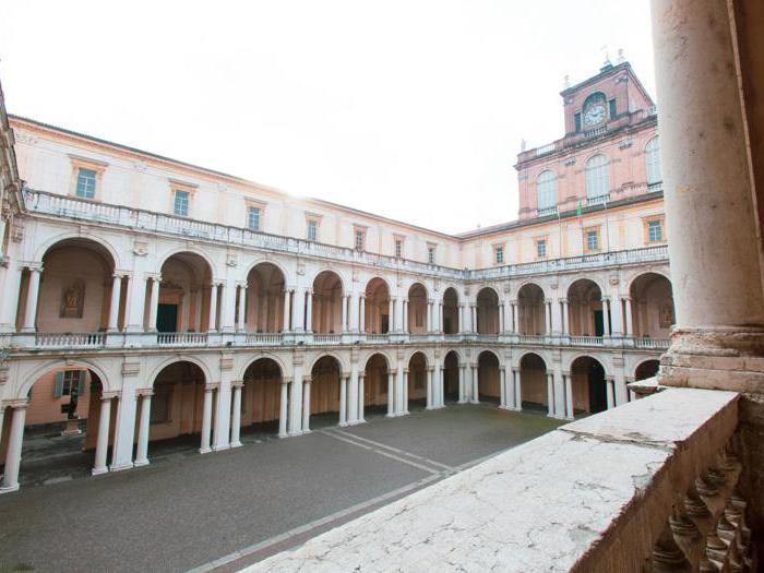Modena, Palazzo Ducale - Foto Giancarlo Vaccaro © FAI - Fondo Ambiente Italiano