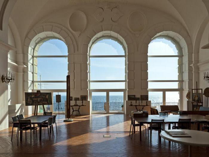 Napoli, Fondazione De Felice, Foto StudioF64 © FAI - Fondo Ambiente Italiano