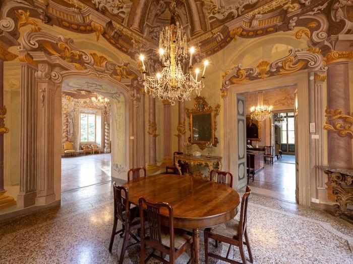 Pontremoli MS, Villa Dosi Delfini Foto di REONstudio © FAI - Fondo Ambiente Italiano