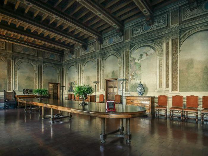 Roma, Palazzo Della Rovere - Foto Giovanni Formosa © FAI - Fondo Ambiente Italiano